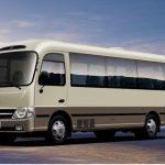 HYUNDAI COUNTY: sản phẩm ô tô Đồng Vàng thuộc VINAMOTOR